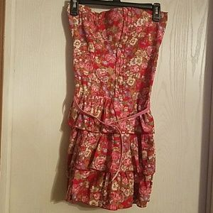 6 Degrees Halter Dress, Juniors Size Small - NWT
